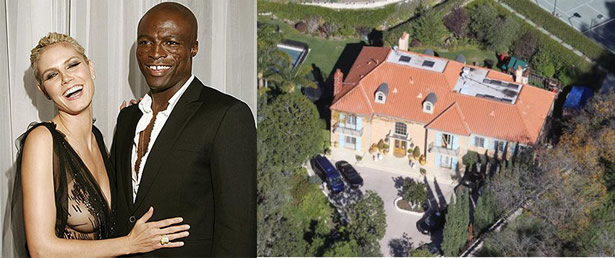 Heidi Klum and Seal's Home