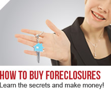 How to Buy Foreclosure