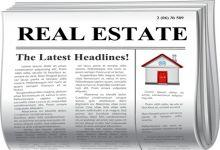 A Look at Real Estate Market Investing News