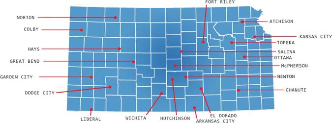ks Map
