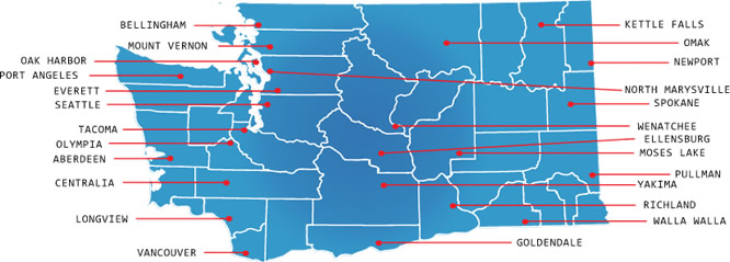wa Map
